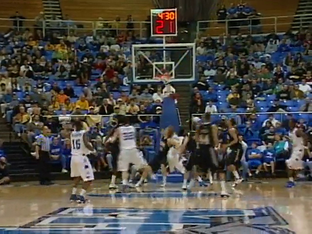 Blue Raiders vs. Vanderbilt