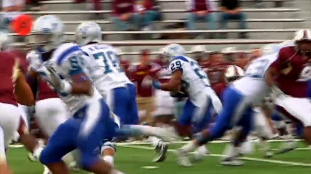 Blue Raiders vs. ULM