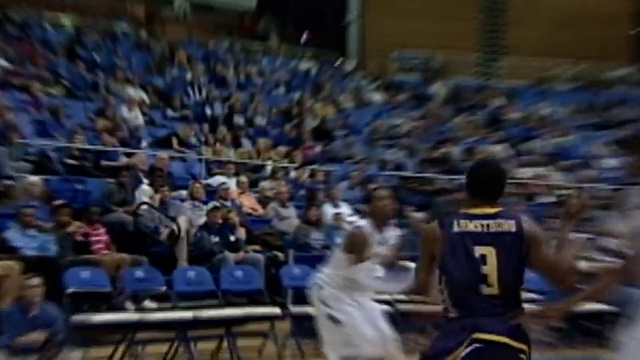 Men's Basketball vs. UNC Greensboro