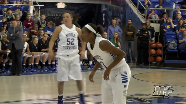 Women's Basketball vs. Austin Peay
