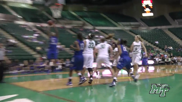Women's Basketball vs. North Texas