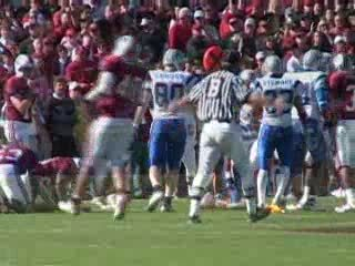 Blue Raiders vs. South Carolina
