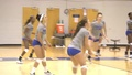 Volleyball Spring Practice