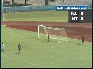 Blue Raiders vs. Florida International