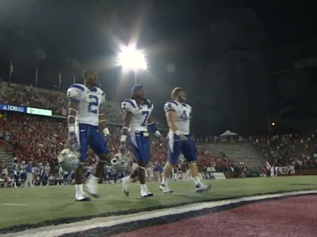 Blue Raiders vs. Troy Highlights
