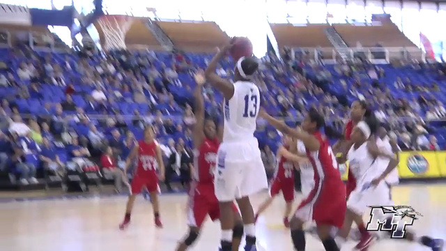 Women's Basketball vs. ULL