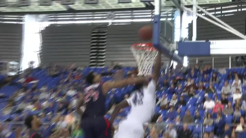 Men's Basketball vs. University of South Alabama