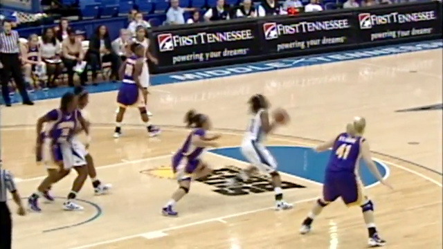 Women's Basketball vs. TennesseeTech