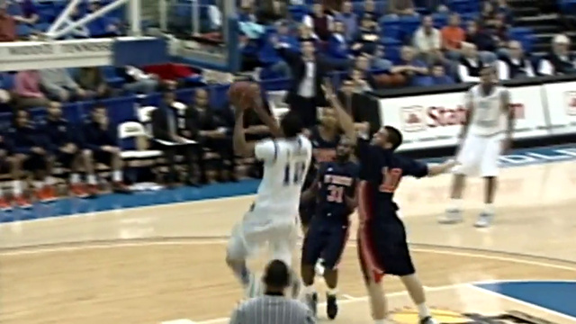 Men's Basketball vs. UT Martin
