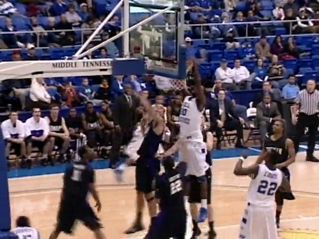 Blue Raiders vs. Furman