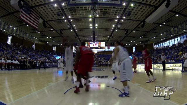 Men's Basketball vs. Ole Miss
