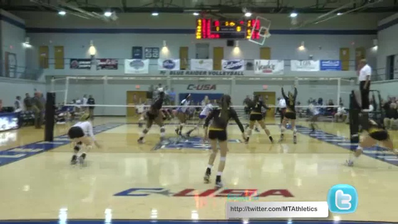 Volleyball vs. Southern Mississippi