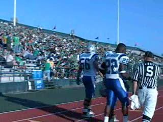 Blue Raiders vs. North Texas