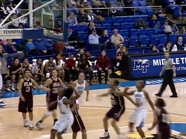 Women's Basketball vs. ULM